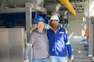 Anglo Platinum Proof of Concept Plant - Commissioning - 2015