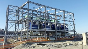 Anglo Platinum Proof of Concept Plant - Under Construction - 2014